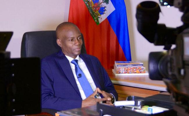 Haïti: Jovenel Moïse « Nous ne pouvons pas construire un avenir pour ce pays par la division»