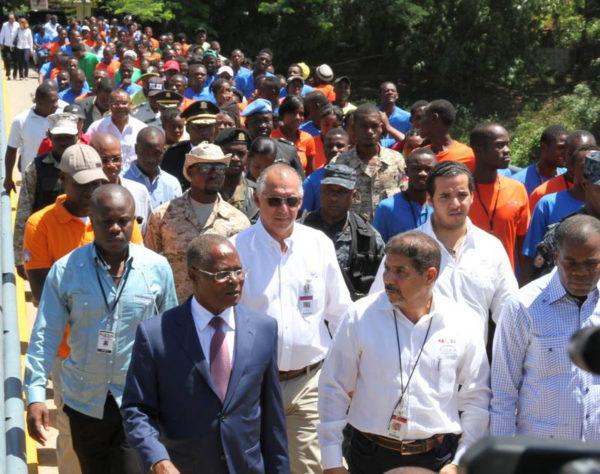 HAITI: Président Privert humilié à Ouanaminthe ( VIDEO )