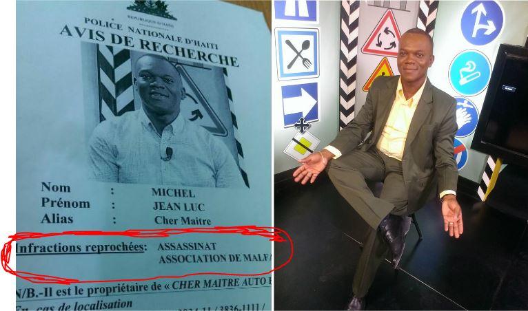 Michel Jean Luc cher Maitre