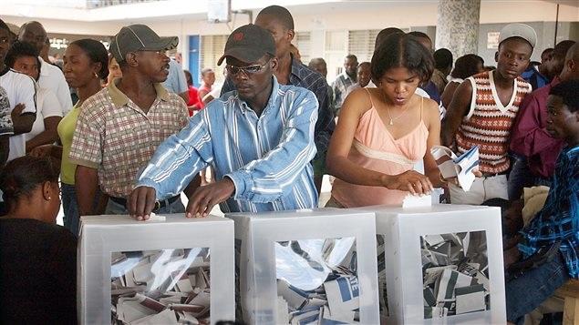 Haïti: Report à une date ultérieure du référendum constitutionnel