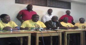 Haiti: Des chargés de mission du PHTK sous la présidence de Michel Martelly rejoignent Jude Célestin