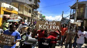Haïti: Fin possible du choléra cette année à travers le pays