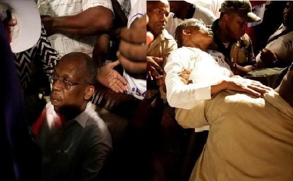 Haïti:  Dr Jean Bertrand Aristide, positif à la Covid-19, en voyage d'urgence à Cuba