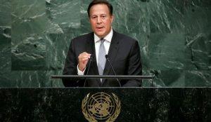 Haiti: Le président panaméen demande l'aide de l'ONU pour freiner l'afflux massif des migrants haïtiens