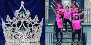 Monde: Présentation officielle des 8 finalistes de Miss Beauté Noire Internationale 2017