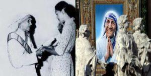 Monde: La Légionnaire d'honneur Haitienne est proclamée Sainte Teresa de Calcutta
