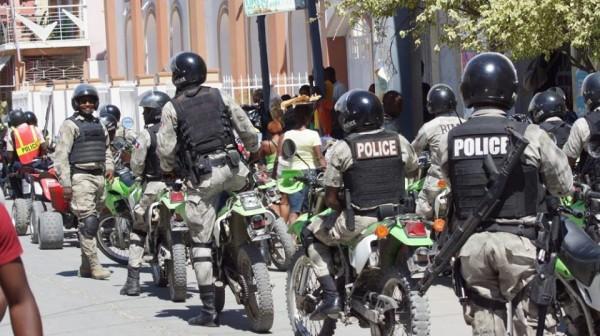 Haiti:  Les revendications des agents de la PNH seront prises en compte