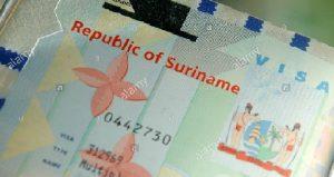 republic-of-suriname-visa