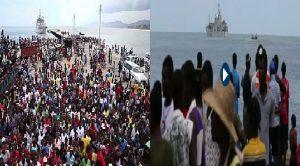 Haiti: Le Maire de Jérémie dément les allégations selon lesquelles le navire a fait demi-tour faute de sécurité