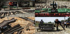 Haiti: Arrestation de deux suspects suite à l'importante saisie d'armes à la douane de St-Marc