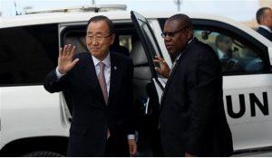Monde: Ban Ki-moon en Haïti pour constater les ravages causés par l'ouragan Matthew