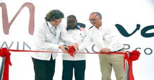 Haiti: Inauguration d'une nouvelle entreprise multinationale à CODEVI
