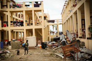 Haiti: Au moins 300 écoles endommagées après le passage de l'ouragan Matthew