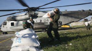 Haiti: Les marines américains devraient quitter définitivement dans quelques jours