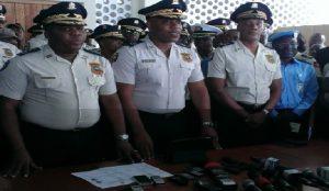 Haiti: Michel-Ange Gédéon «Il n'y aura pas de police universitaire, parlementaire,  municipale»