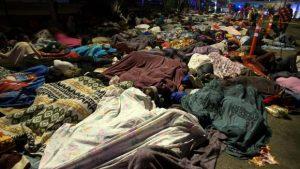 Monde: La route des migrants haïtiens vers les Etats-Unis passe par Tijuana, au Mexique