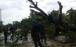 Haïti: L'ONU intensifie son assistance aux personnes affectées par le cyclone Matthew