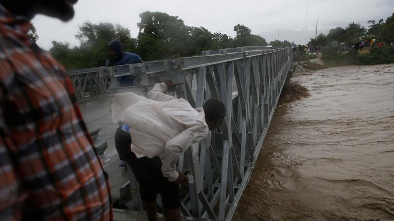 Haïti: Alerte orange à l'arrivée de la tempête tropicale Nine