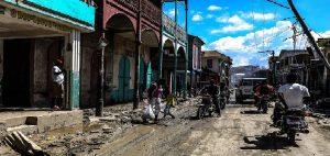 Haiti: Crainte d'une nouvelle épidémie de choléra après le passage de Matthew