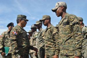 Haiti:  Les militaires dominicains ont laissé le territoire national rapido puesto