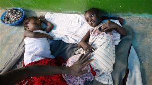 Monde: L'ONU veut amasser 200 M$ pour les victimes du choléra en Haïti