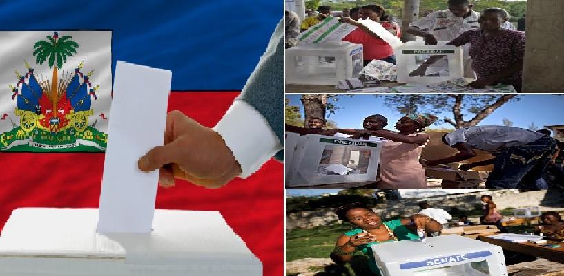 Haïti: : Jovenel Moïse « Les élections auront lieu avec ou sans la nouvelle constitution »