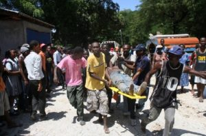 Haiti: Plus de 10 morts dans un terrible accident sur la route nationale numéro 6