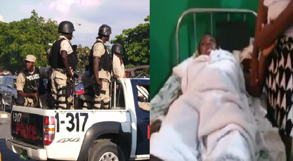 Haïti: Deux journalistes blessés par balles au Champ de Mars lors des manifestations