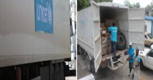 Haiti: Un camion d'aide médicale de l'UNICEF attaqué et pillé