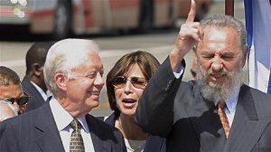 Monde: Les 11 présidents des États-Unis défiés par Fidel Castro