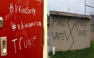 Monde: Des gestes racistes se multiplient un peu partout depuis la victoire de Donald Trump