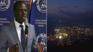 Haiti: Gary Valdemar «Le black-out général du 20 novembre était purement technique»