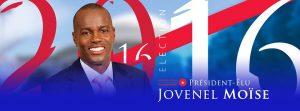 Haiti: Jovenel Moise est élu Président de la République dès le premier tour