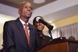 Haïti: Le nouveau président Jovenel Moïse appelle à l'unité