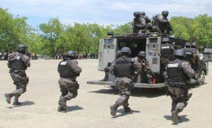 Haiti: La Police Nationale d'Haiti (PNH) en état d'alerte maximale