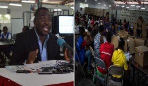 Haiti: 22% des procès-verbaux écartés temporairement sur 98.98% acheminés au CTV