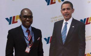 Monde: Barack Obama  «Le jeune Haïtien Valéry Moïse est un modèle»