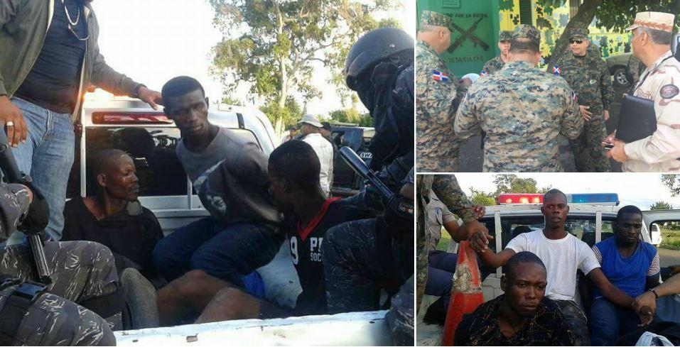 Des haïtiens tuent un officier militaire dominicain