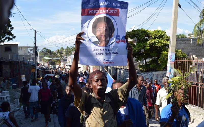 Haiti: Fanmi Lavalas rejette l'accord politique et souhaite la poursuite de la mobilisation