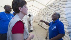 Haiti: La ministre canadienne du Développement international rassurée sur la gestion des dons des Canadiens