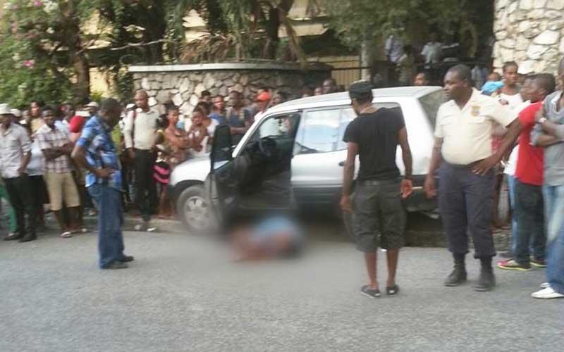 Haiti: Une femme lâchement assassinée  vendredi 25 novembre à Delmas