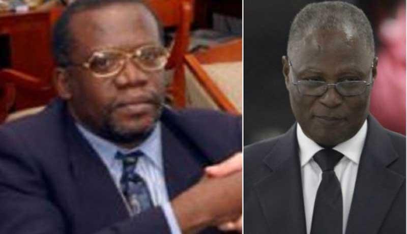 Le chef de l'Etat salue la mémoire du Professeur Pierre-Marie Paquiot