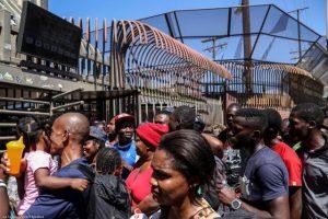 Monde: Libération des haitiens emprisonnés aux Etats Unis en provenance du Mexique