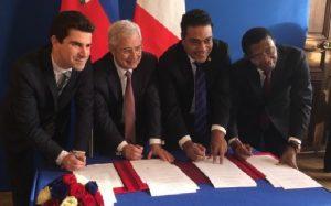 Haiti: La France  accueillera 100 boursiers haïtiens par année