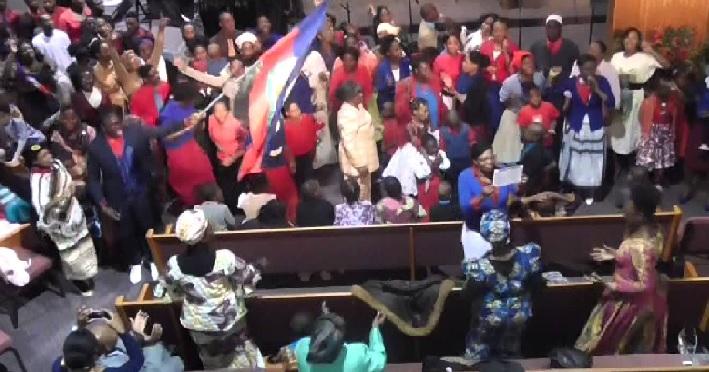 Haïti: Les pasteurs de la Commission Protestante Contre la Dictature lancent une marche Pacifique