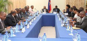 Haiti: Le président Jocelerme Privert déterminé à quitter le pouvoir le 7 février 2017