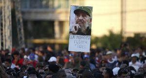 Monde: Un géant est mort: à chacun son Castro