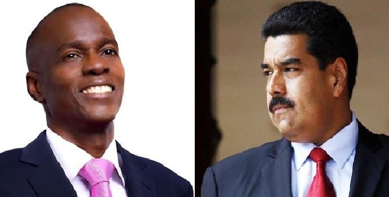 Monde: Jovenel Moise dit non à Nicolas Maduro et Haiti signe le Traité Inter Américain d'assistance Réciproque