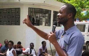 Haiti: Le Député Jude Jean autour de la ratification du Premier Ministre Jack Guy Lafontant