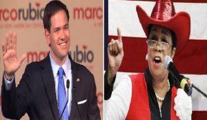 Haiti: Le Sénateur Marco Rubio et la Congressiste Frederica S. Wilson des Etats Unis félicitent Jovenel Moïse pour sa victoire
